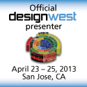 Official DesignWest Presenter